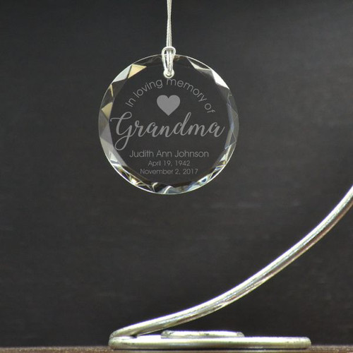 Loving Grandma Ornament