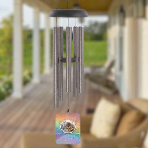The Rainbow Bridge Memorial Wind Chime