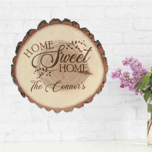 Home Sweet Home Rustic Wall Decor