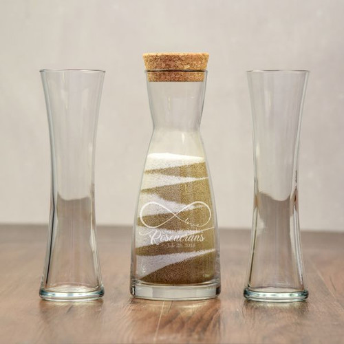 Personalized Unity Sand Vase