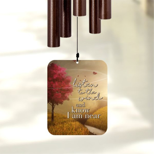 Personalized Memorial Wind chimes