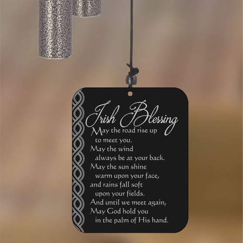 Irish Blessing Wind Chime