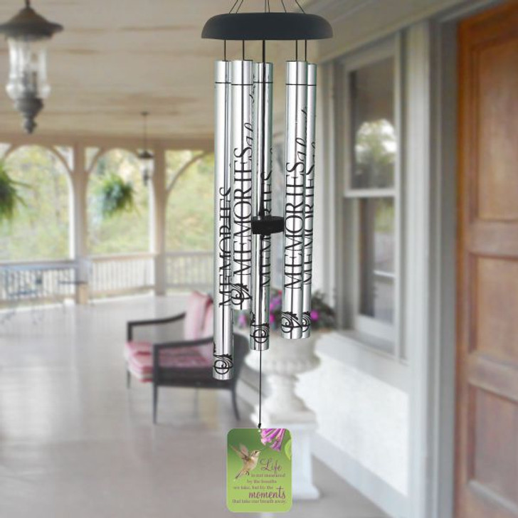 Life's Moment Memorial Wind Chime