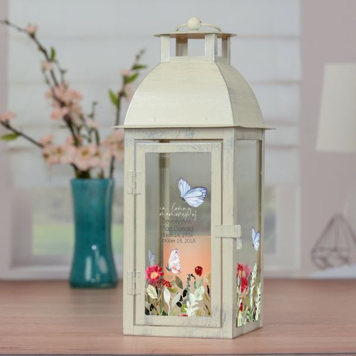 Butterfly Memory Lantern