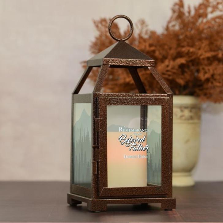 Beloved Father Memorial Lantern