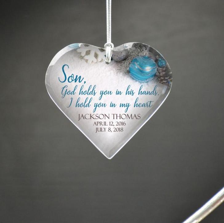 My Son In Heaven Ornament