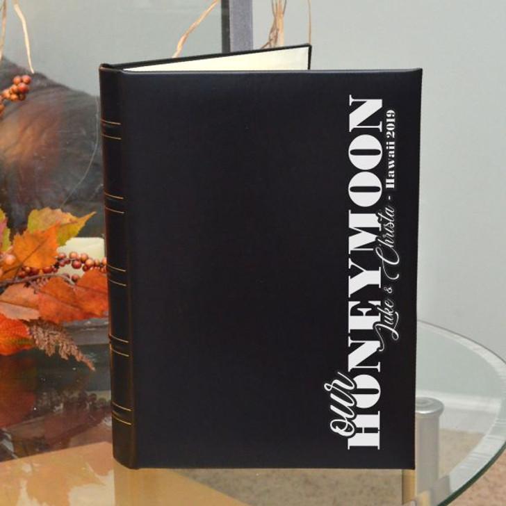 Our Honey Moon Photo Album