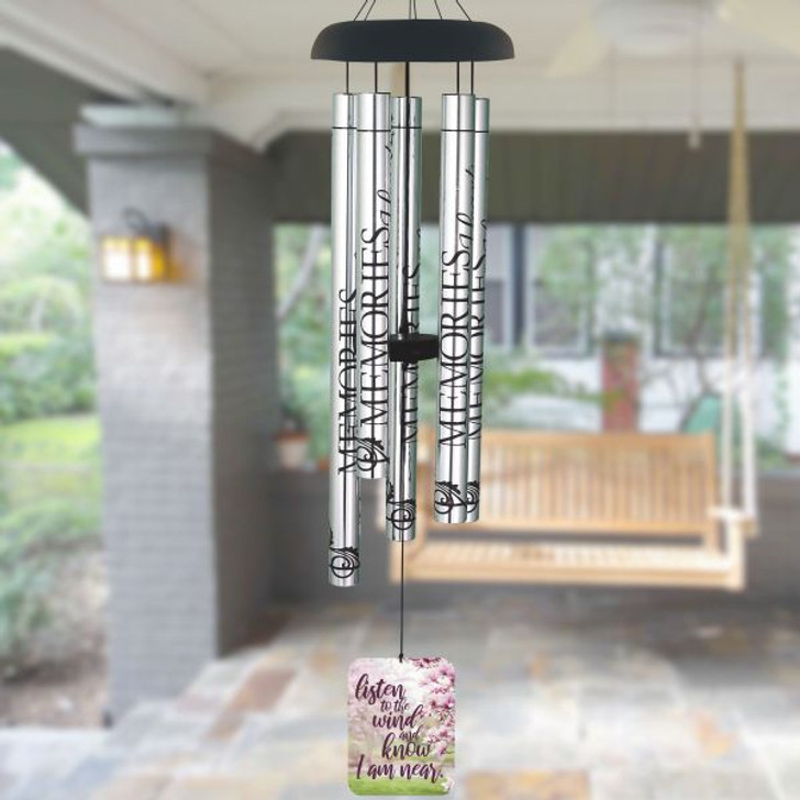 Listen to the Wind Sympathy Wind Chimes