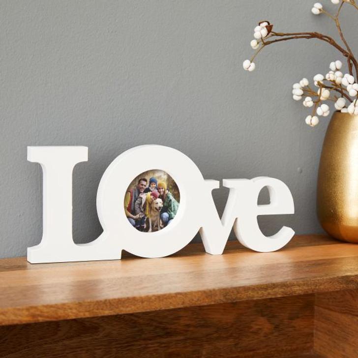 Personalized Love Desk Plaque