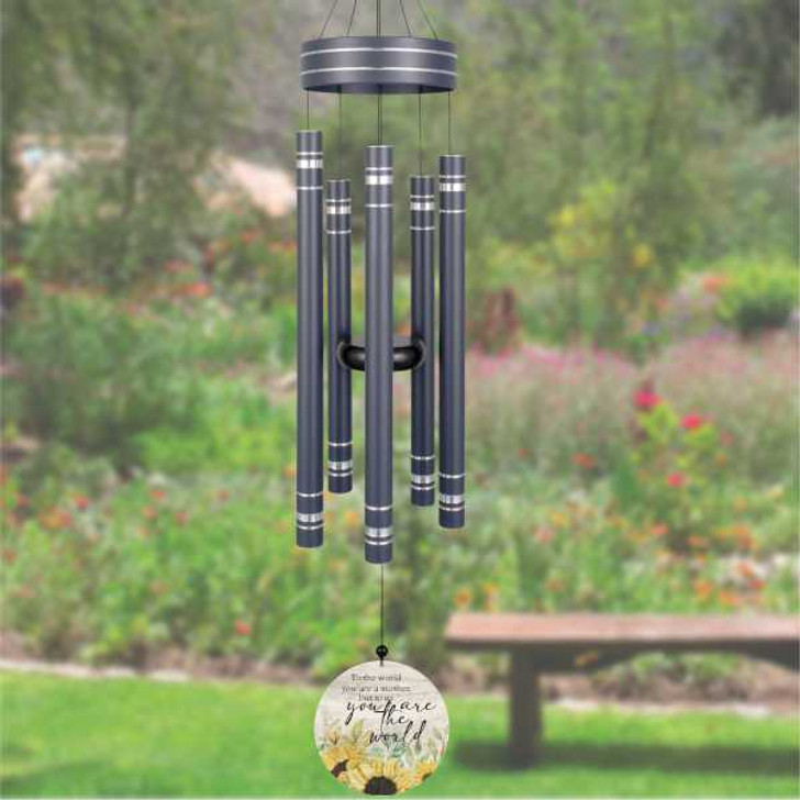 personalized wind chime for mom is a great mother's day gift
