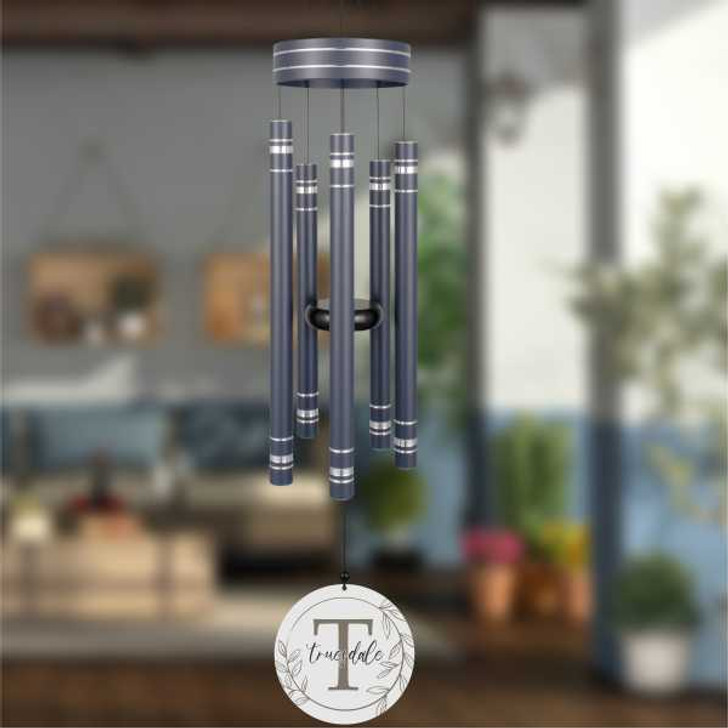 personalized wind chime for housewarming gift