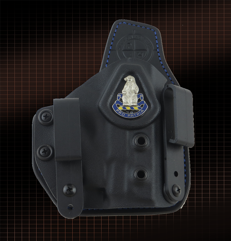Precision Holsters Carrying With Confidence - Conceal Carry