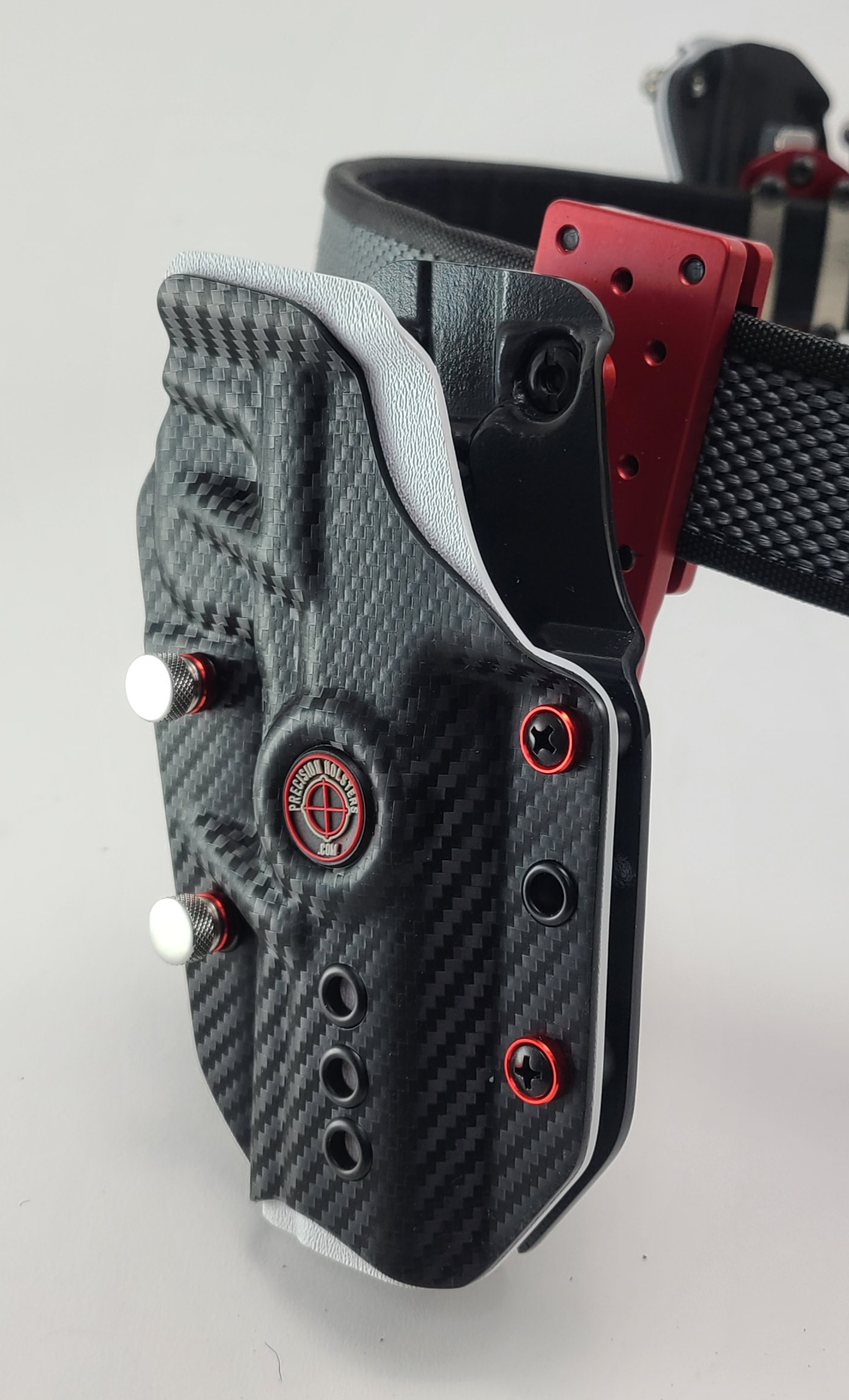 Precision holsters competition holster, Phast holster