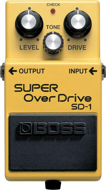 Boss SD-1 Pedal