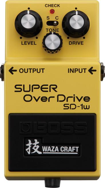Boss SD-1W