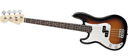 Fender American Standard Precision 60th Anniversary Bass *LEFT HANDED*