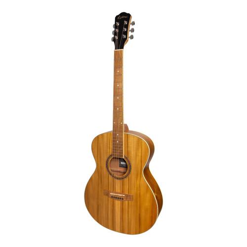 Martinez '41 Series' Folk Size Acoustic Guitar (Jati-Teakwood)