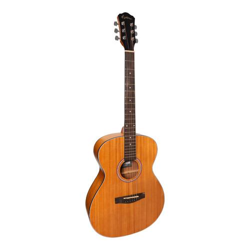 Martinez '41 Series' Left Handed Folk Size Acoustic Guitar