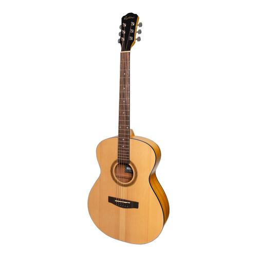 Martinez '41 Series' Folk Size Acoustic Guitar (Spruce/Koa)