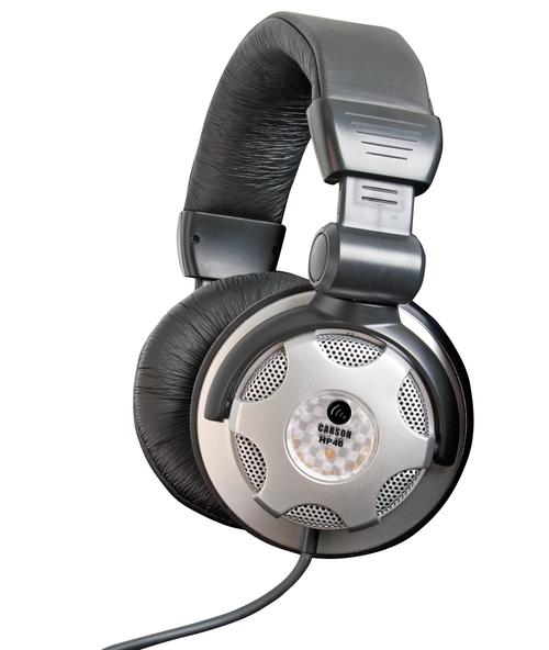 Carson HP40 Headphones