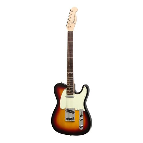 J&D Luthiers TL Style - Sunburst