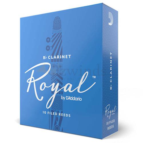 Rico Royal Bb Clarinet Singles