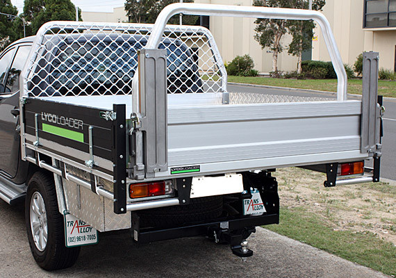 Lyco Loader Tailgate Lifter