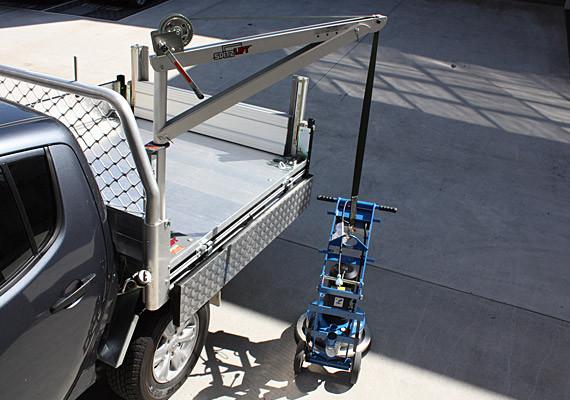 SpitzLift 900 w/Surface Plate Kit