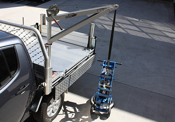 SpitzLift 900 w/Surface Plate Kit