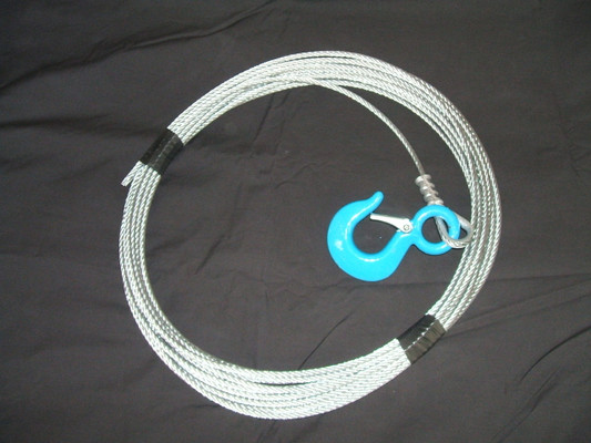 Also available in 15m and up to 30m in Dyneema rope.