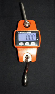 Scales Portable Digital 300kg