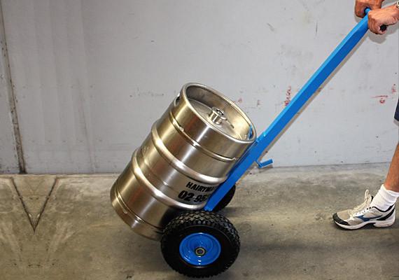 Keg Buddy-Keg Trolley