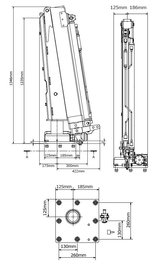 Quicklift 80 Diagram