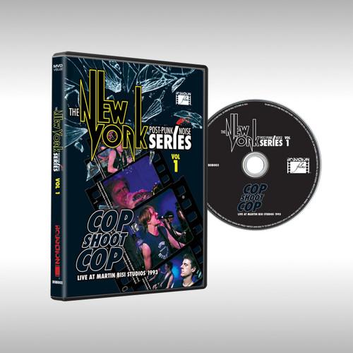 The New York Post-Punk/Noise Series VOL 1 - COP SHOOT COP