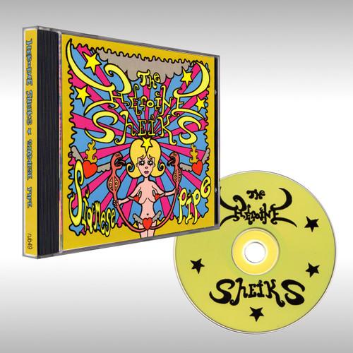 "Heroine Sheiks CD ""Siamese Pipe"""