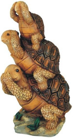 Turtle Hear See Speak No Evil Collectible Garden Decoration Figurine