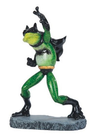 7.25 Inch Frog in Batman Costume Figurine