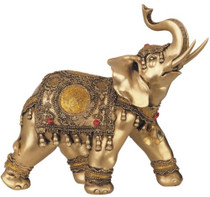 Thai Elephant Buddha Buddhist Collectible Statue