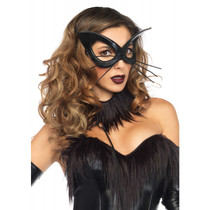 Bunny mask - Black - Image 1