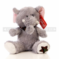 "10"" Violet Wild Soft Plush Toy Stuffed Animal - Elephant - Image 1"