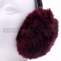 Muffs Ear Warmer - Merlot