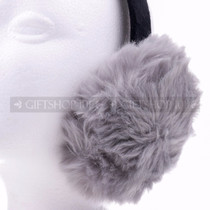 Muffs Ear Warmer - Gray