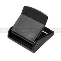 Cam Buckles - Plastic - 2 Inch - Black (10PCS)