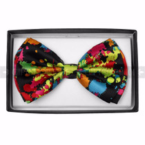 Bow Tie - Multicolor Abstract