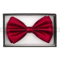 Bow Tie - Burgundy
