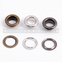 Eyelet & Washer - Metal - 10 mm