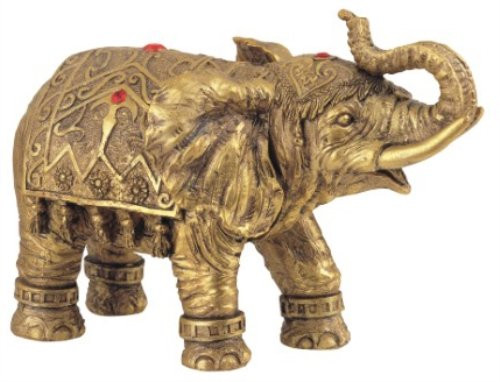 Thai Elephant Buddha Buddhist Collectible Figurine
