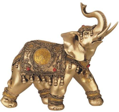 Thai Elephant Buddha Buddhist Collectible Statue