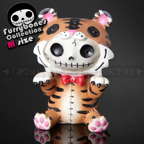 "Furry Bones Tiger Suit Cute 3.5"""