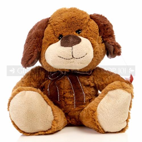 """10"""" Jackon Soft Plush Toy Stuffed Animal - Dog - Image 1"""